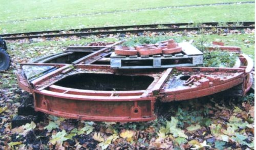 Fawley Hill Railway - 12ft